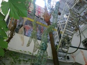 La casa de Roberto Fernández