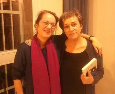 Con Marta Sanz 3